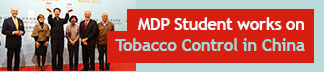 the Global Health Institute-China Tobacco Control Partnership (GHI-CTP)