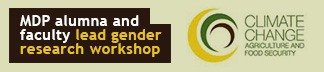 CCAFS Gender Workshop