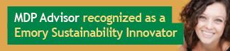 MDP advisor recognized as Sustainability Innovator