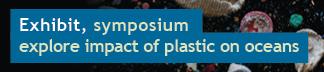 MDP student helps plan symposium on ocean debris
