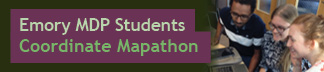 Emory MDP Students Coordinate Mapathon