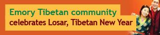 Emory Tibetan community celebrates Losar, Tibetan New Year