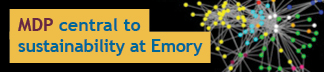 MDP central to sustainability at Emory