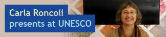 Carla Roncoli presents at UNESCO
