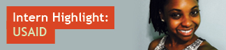 Intern Highlight: USAID