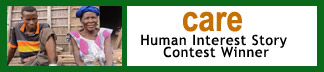 CARE Human Interest Story Competition