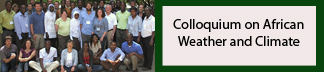 Colloquium on African Weather and Climate