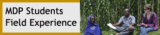 MDP Student Field Experience Page